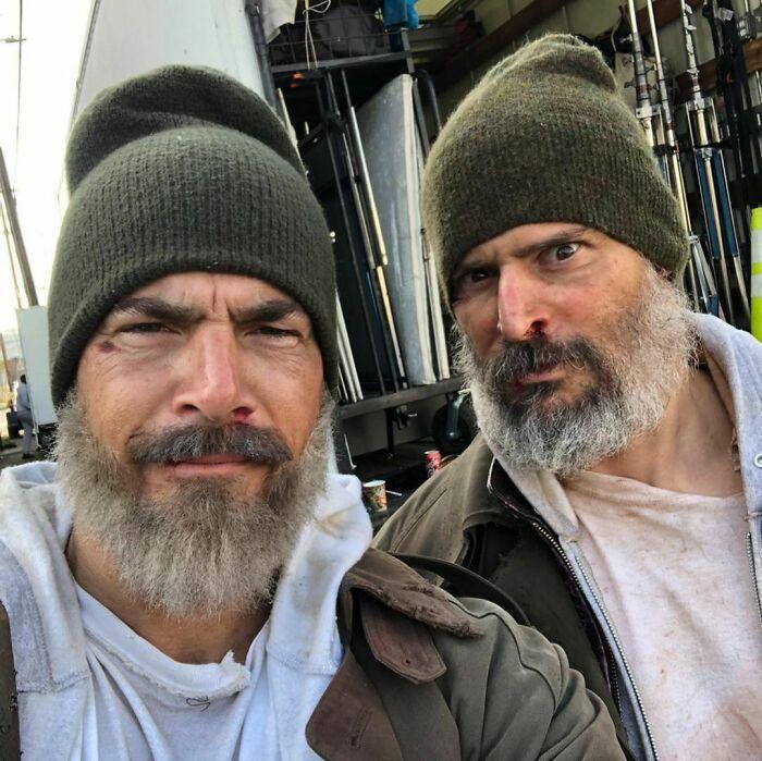 54 dublês que parecem irmão gêmeos de atores famosos 50