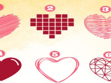 Escolha um coração e aprenda mais sobre suas próprias emoções 3