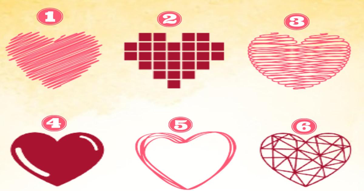 Escolha um coração e aprenda mais sobre suas próprias emoções 2