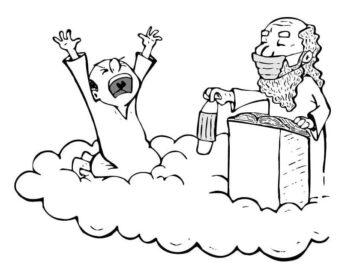 Este artista faz quadrinhos humorísticos sem diálogo (30 fotos) 20