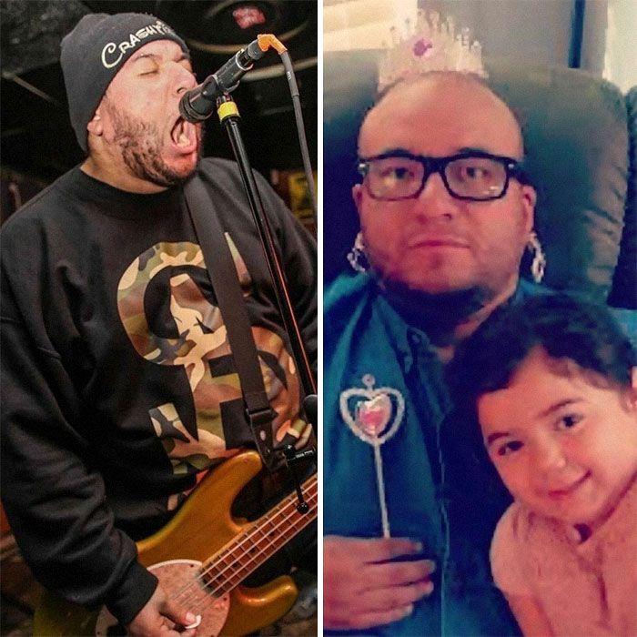 46 fotos hilárias de antes e depois de como a vida muda depois de ter filhos 28