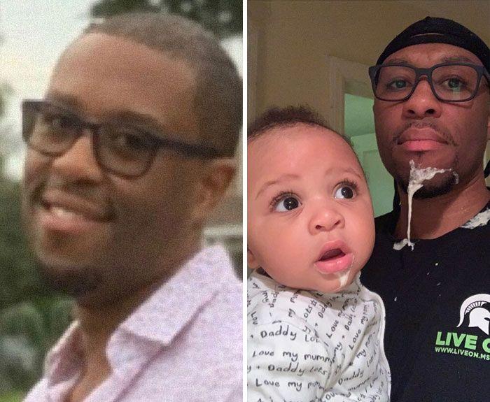 46 fotos hilárias de antes e depois de como a vida muda depois de ter filhos 31