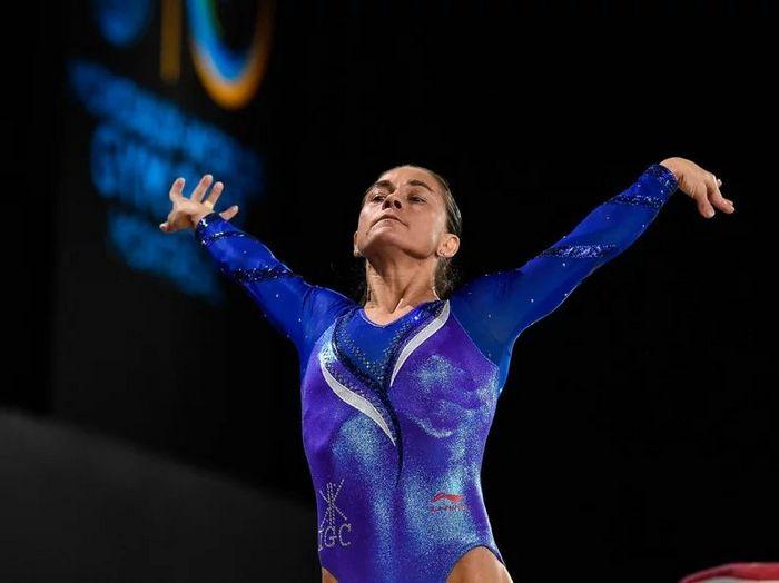 História da ginasta Oksana Chusovitina é linda 3