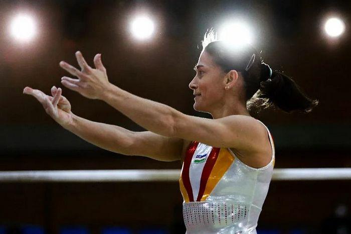História da ginasta Oksana Chusovitina é linda 4