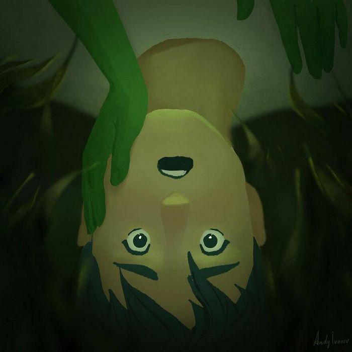 História sobre sereia verde para quem gostam de emoções fortes 24