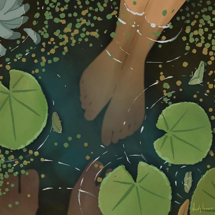 História sobre sereia verde para quem gostam de emoções fortes 38