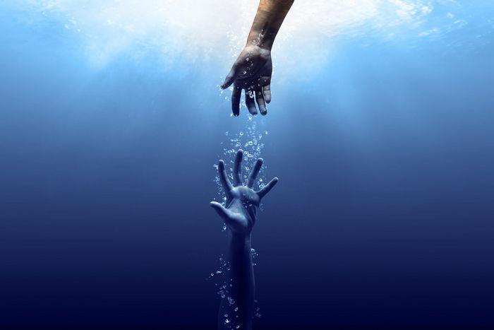 25 histórias de experiências mais assustadoras de mergulhadores 4