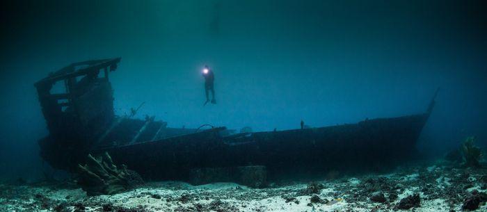 25 histórias de experiências mais assustadoras de mergulhadores 8