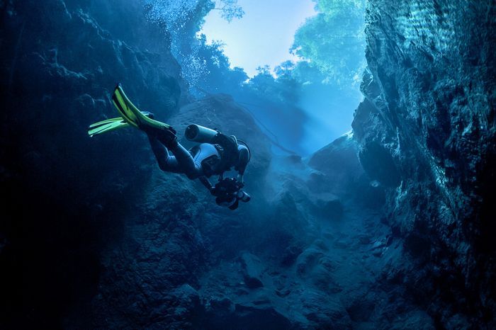 25 histórias de experiências mais assustadoras de mergulhadores 10