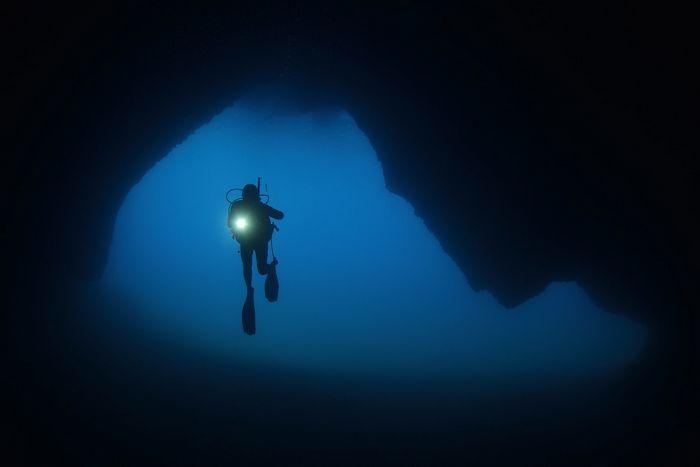 25 histórias de experiências mais assustadoras de mergulhadores 11