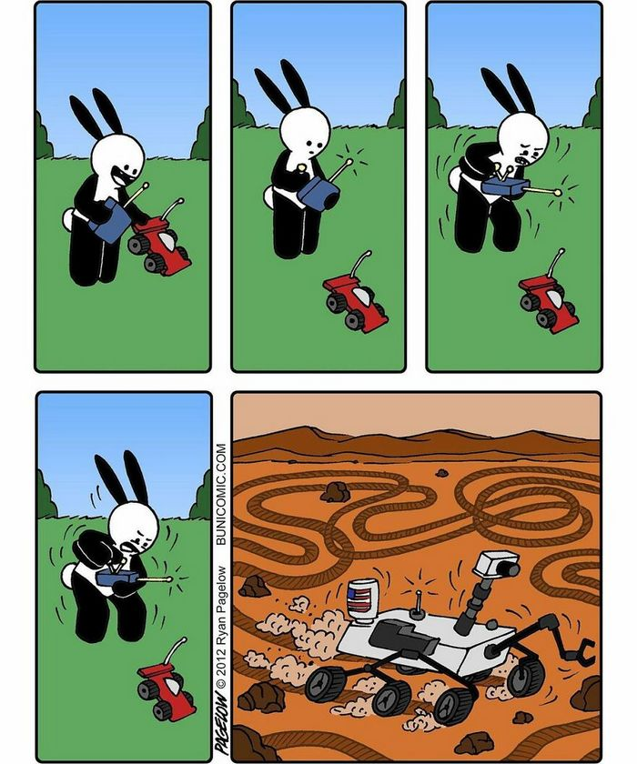 29 histórias em quadrinhos do Buni que são engraçadas, tristes e distorcidas ao mesmo tempo 9