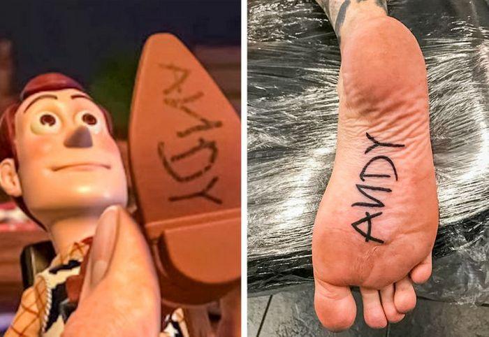 17 histórias engraçadas e emocionantes por trás de tatuagens 6