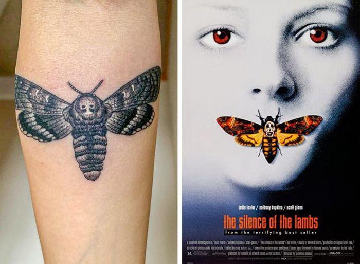 17 histórias engraçadas e emocionantes por trás de tatuagens 9
