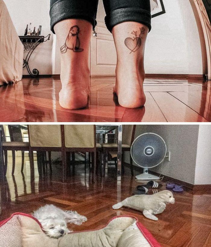 17 histórias engraçadas e emocionantes por trás de tatuagens 15