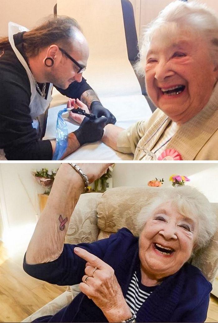 17 histórias engraçadas e emocionantes por trás de tatuagens 18