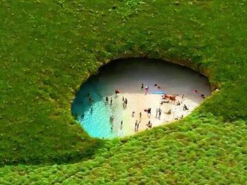 8 praias mais únicas e impressionantes do mundo 2