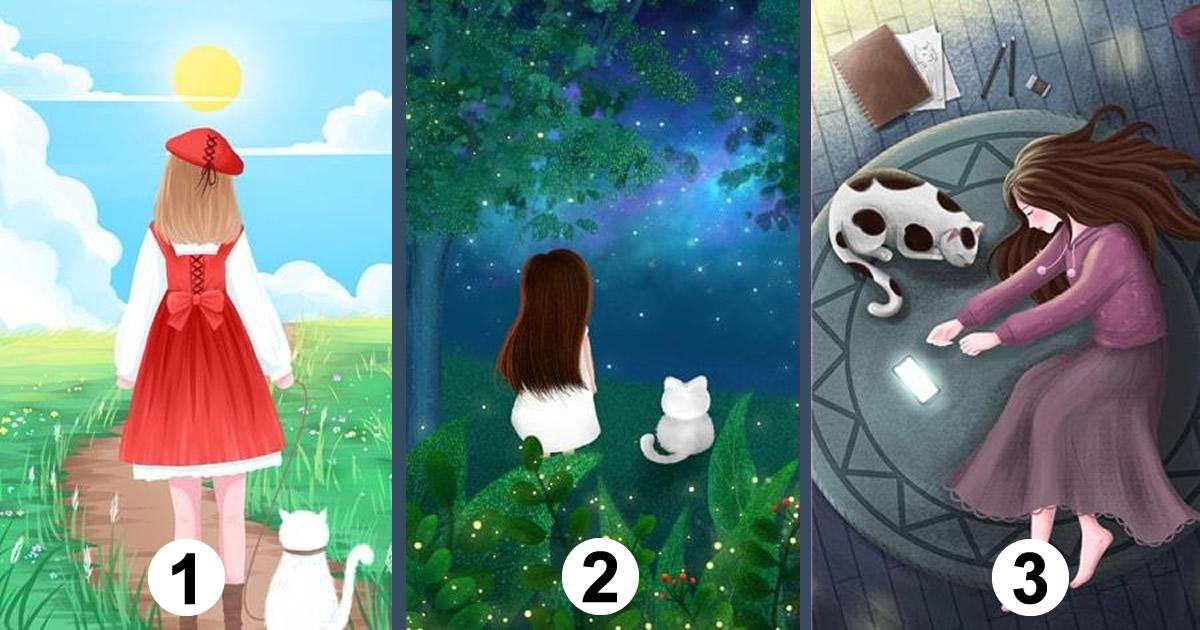 Qual desses cenários você gostaria de estar? 2