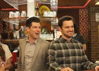 Que amizade das séries de TV você prefere? 6