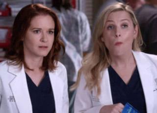 Que amizade das séries de TV você prefere? 8