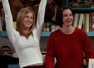 Que amizade das séries de TV você prefere? 13