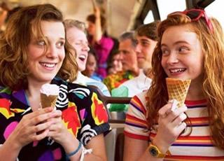 Que amizade das séries de TV você prefere? 15
