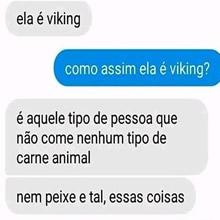 Ela é viking