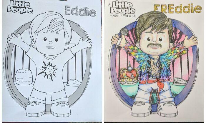 47 vezes que livros de colorir infantis foram corrompidos por adultos 15