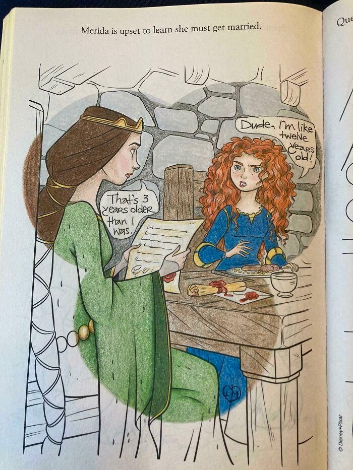 47 vezes que livros de colorir infantis foram corrompidos por adultos 17