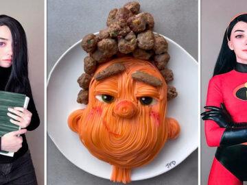 27 artes inspiradas em desenhos animados que são de outro nível de criatividade 22