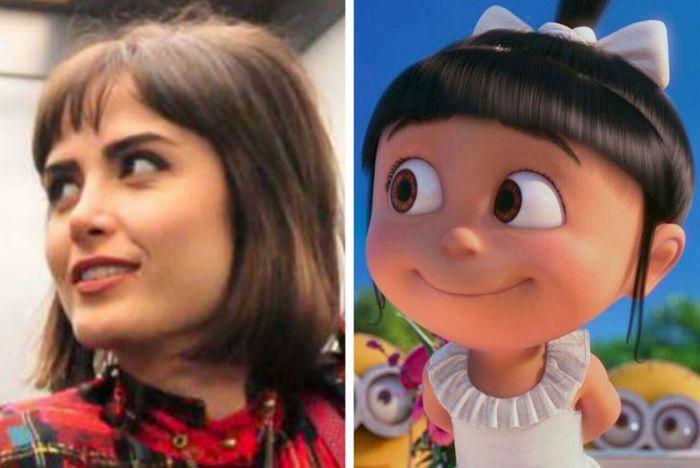 20 celebridade brasileiras que tem irmãos gêmeos em filmes de animação 4