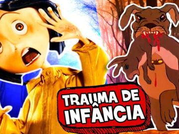 8 cenas traumatizantes em filmes infantis! 2