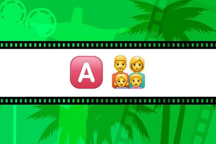 Desafio emoji: Qual é o nome da novelas ou filmes brasileiros 2