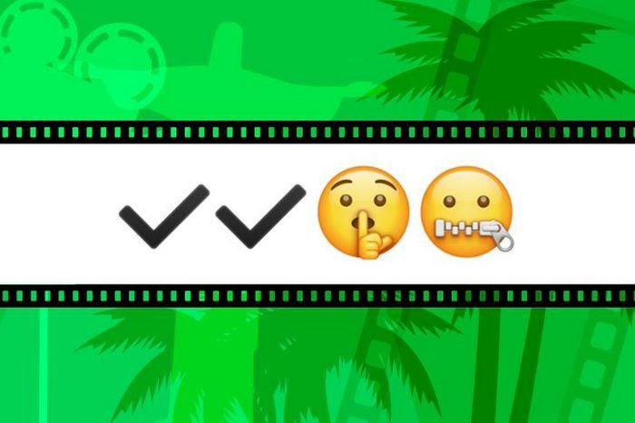 Desafio emoji: Qual é o nome da novelas ou filmes brasileiros 6