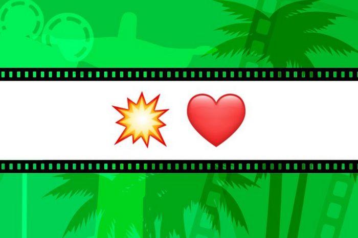 Desafio emoji: Qual é o nome da novelas ou filmes brasileiros 14
