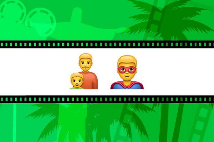 Desafio emoji: Qual é o nome da novelas ou filmes brasileiros 16