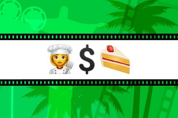 Desafio emoji: Qual é o nome da novelas ou filmes brasileiros 18