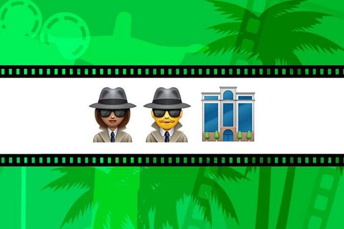 Desafio emoji: Qual é o nome da novelas ou filmes brasileiros 20
