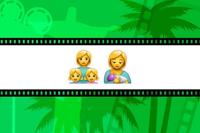 Desafio emoji: Qual é o nome da novelas ou filmes brasileiros 22