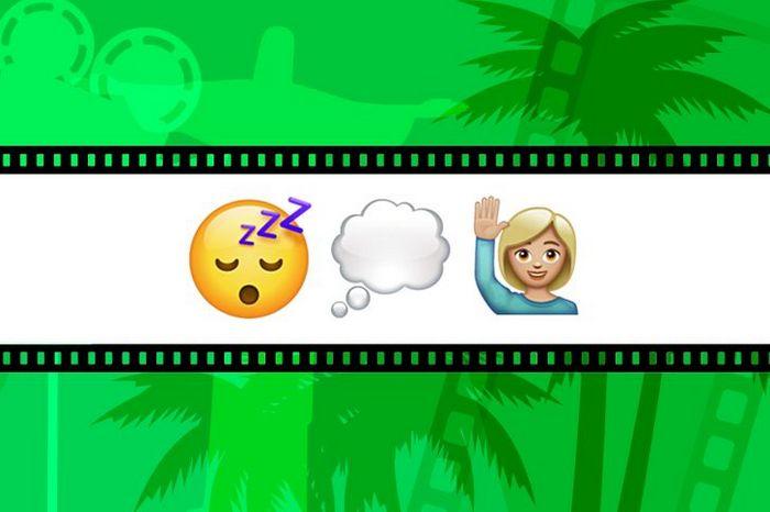 Desafio emoji: Qual é o nome da novelas ou filmes brasileiros 24