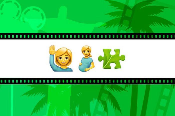 Desafio emoji: Qual é o nome da novelas ou filmes brasileiros 26