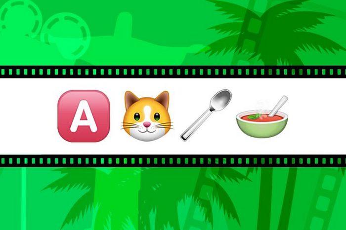 Desafio emoji: Qual é o nome da novelas ou filmes brasileiros 28