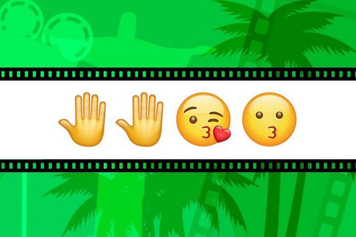 Desafio emoji: Qual é o nome da novelas ou filmes brasileiros 30