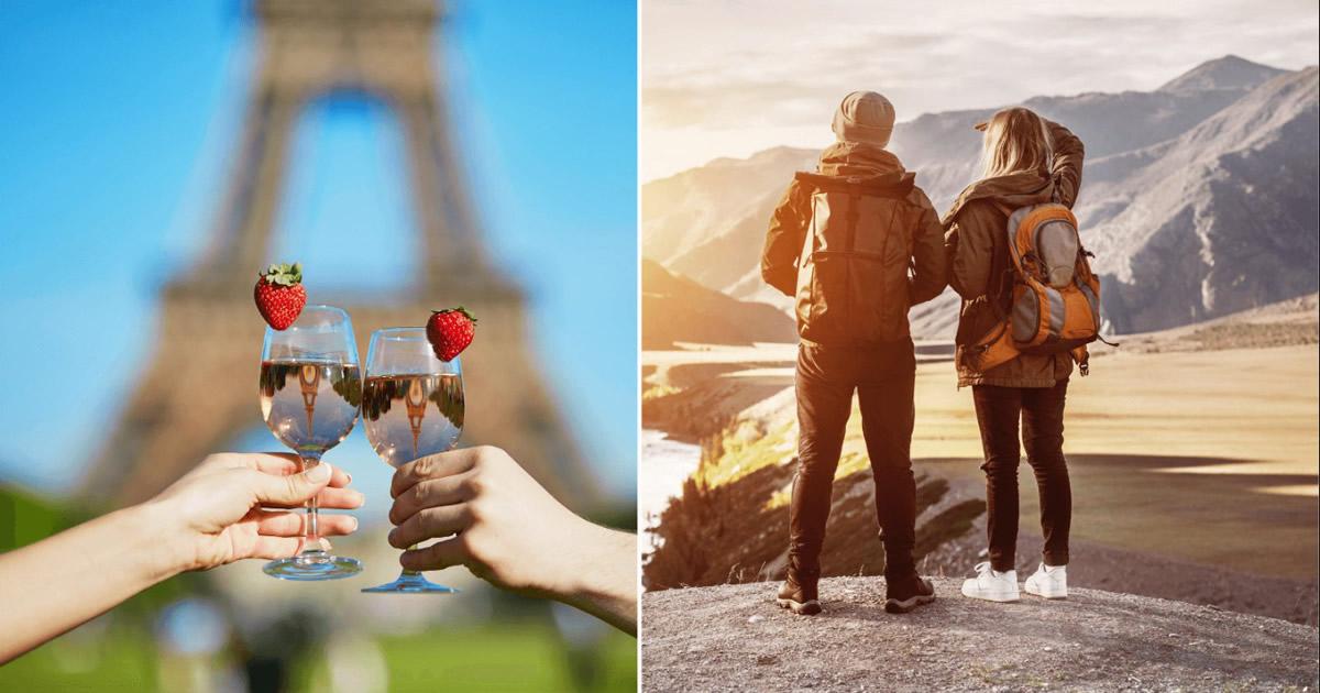 20 destinos românticos para viajar fora do Brasil 2