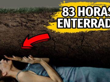 Ela foi enterrada viva acidentalmente, e no fim foi isso que aconteceu 3