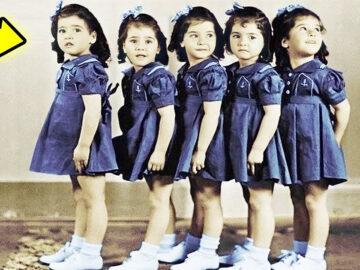 Elas viviam em um Zoológico para bebês, a comovente história das irmãs Dionne! 5