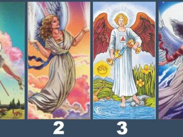 Escolha uma carta de um anjo e receba uma bela mensagem para sua vida 11