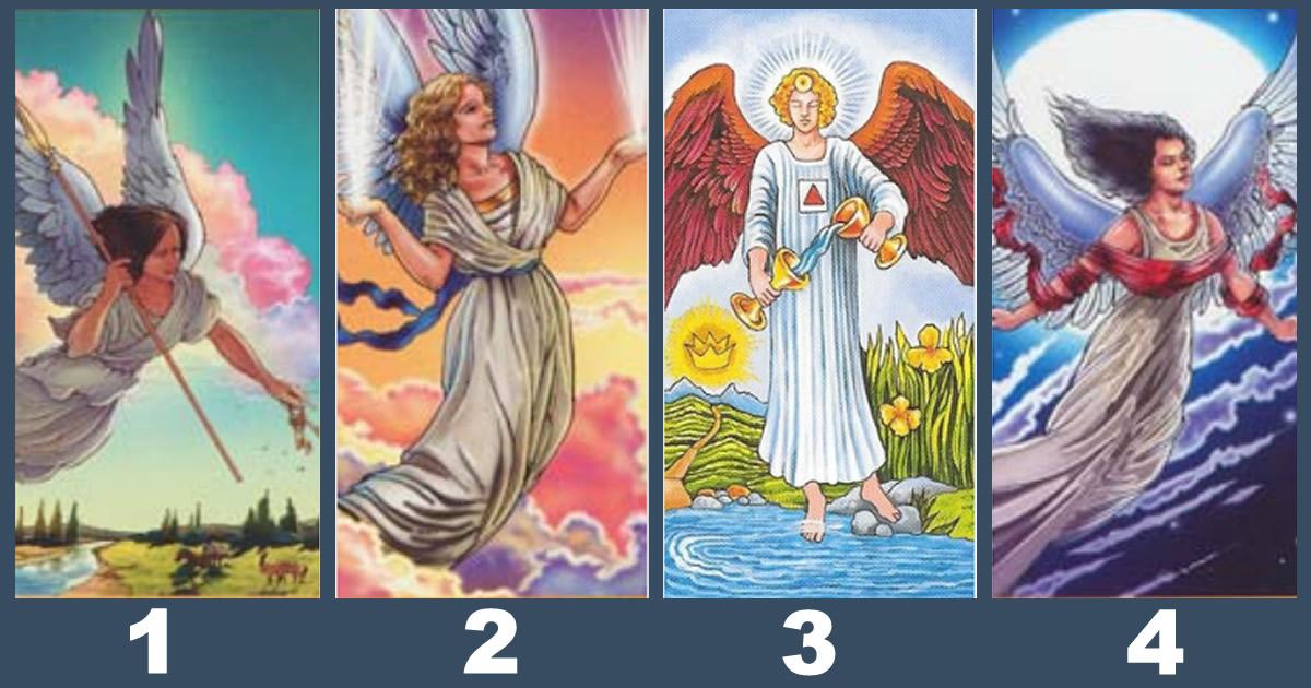 Escolha uma carta de um anjo e receba uma bela mensagem para sua vida 2