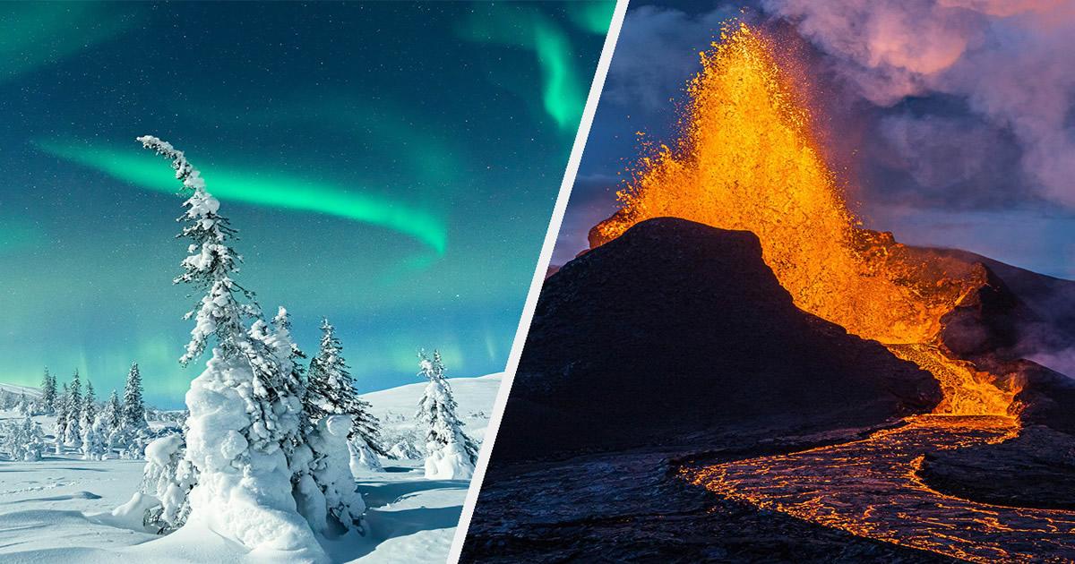 22 fenômenos naturais, quantas você já presenciou? 2