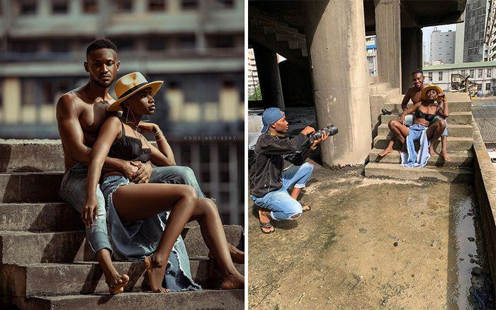 Fotógrafo revela o que há por trás das fotos perfeitas do Instagram (42 fotos) 14