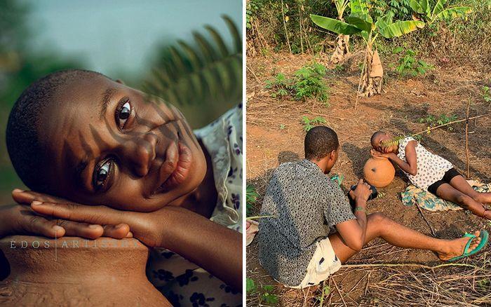 Fotógrafo revela o que há por trás das fotos perfeitas do Instagram (42 fotos) 20